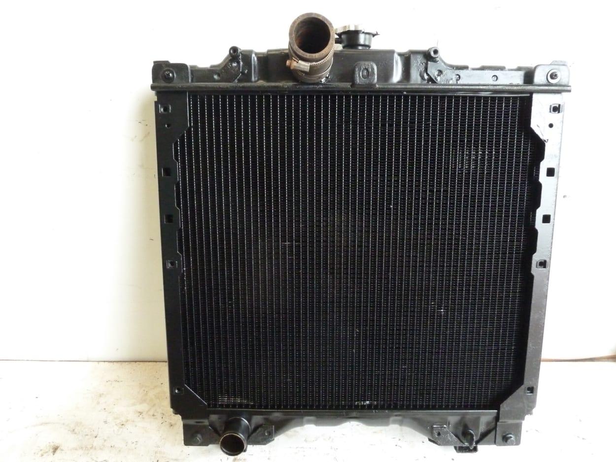 Case JU95 Tractor Radiator Repaired Chudleigh Devon