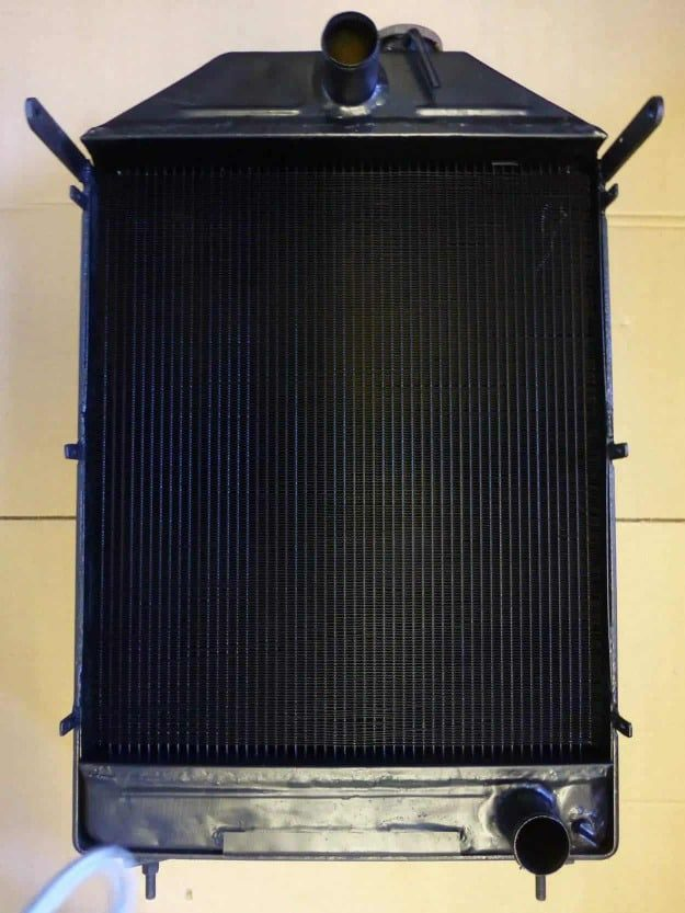 Ford County 1174 Tractor Radiator Recored Redruth Cornwall