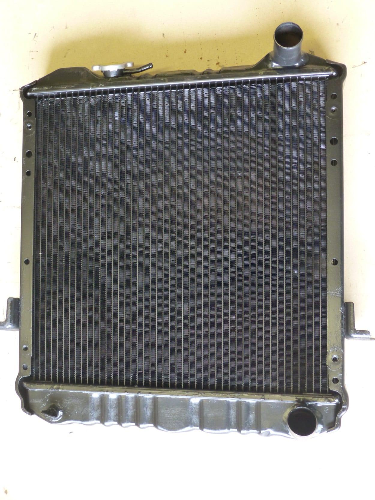 Isuzu HKR Radiator Recored Bideford Devon