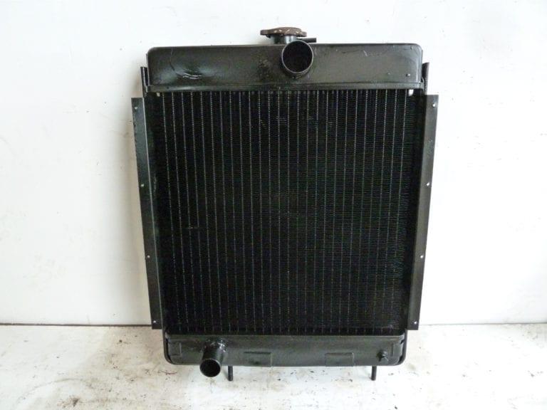 Perkins Stationary Engine Radiator Repaired Bow Devon