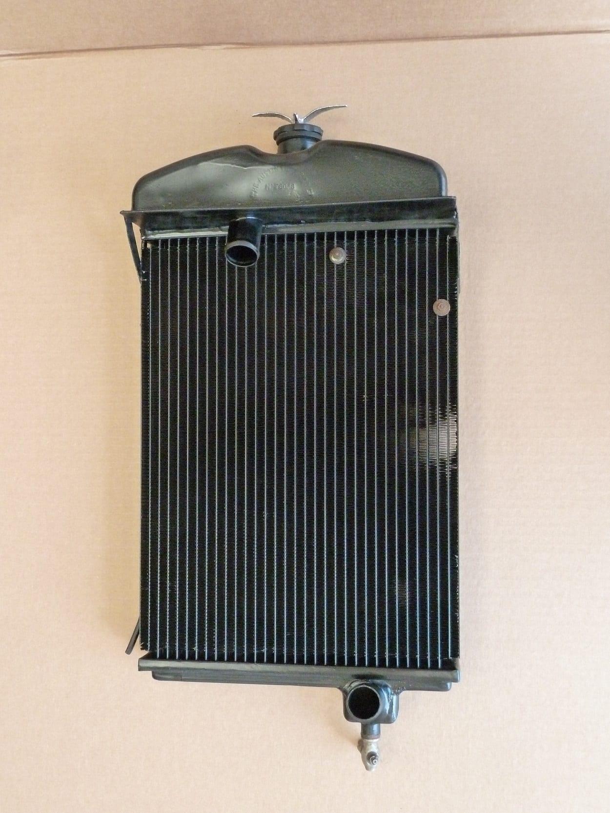 Austin 7 Radiator Recored Crediton Devon