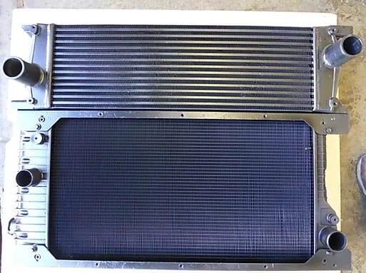 Perkins 1100 Genset Radiator
