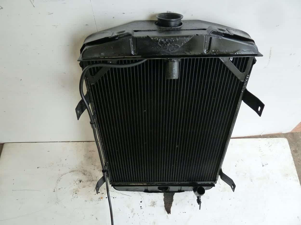 Bedford Fire Engine Radiator