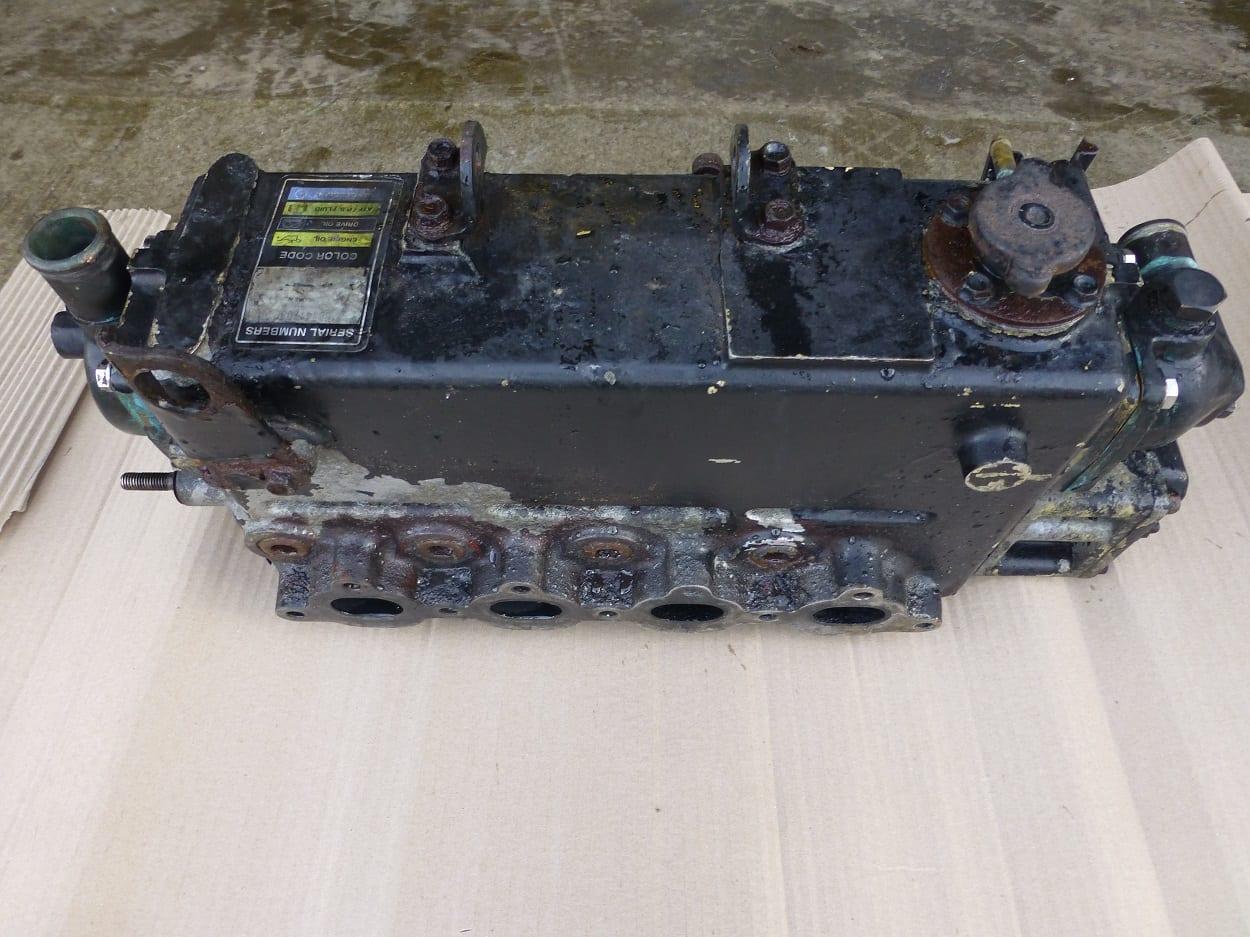 Boat Heat Exchanger