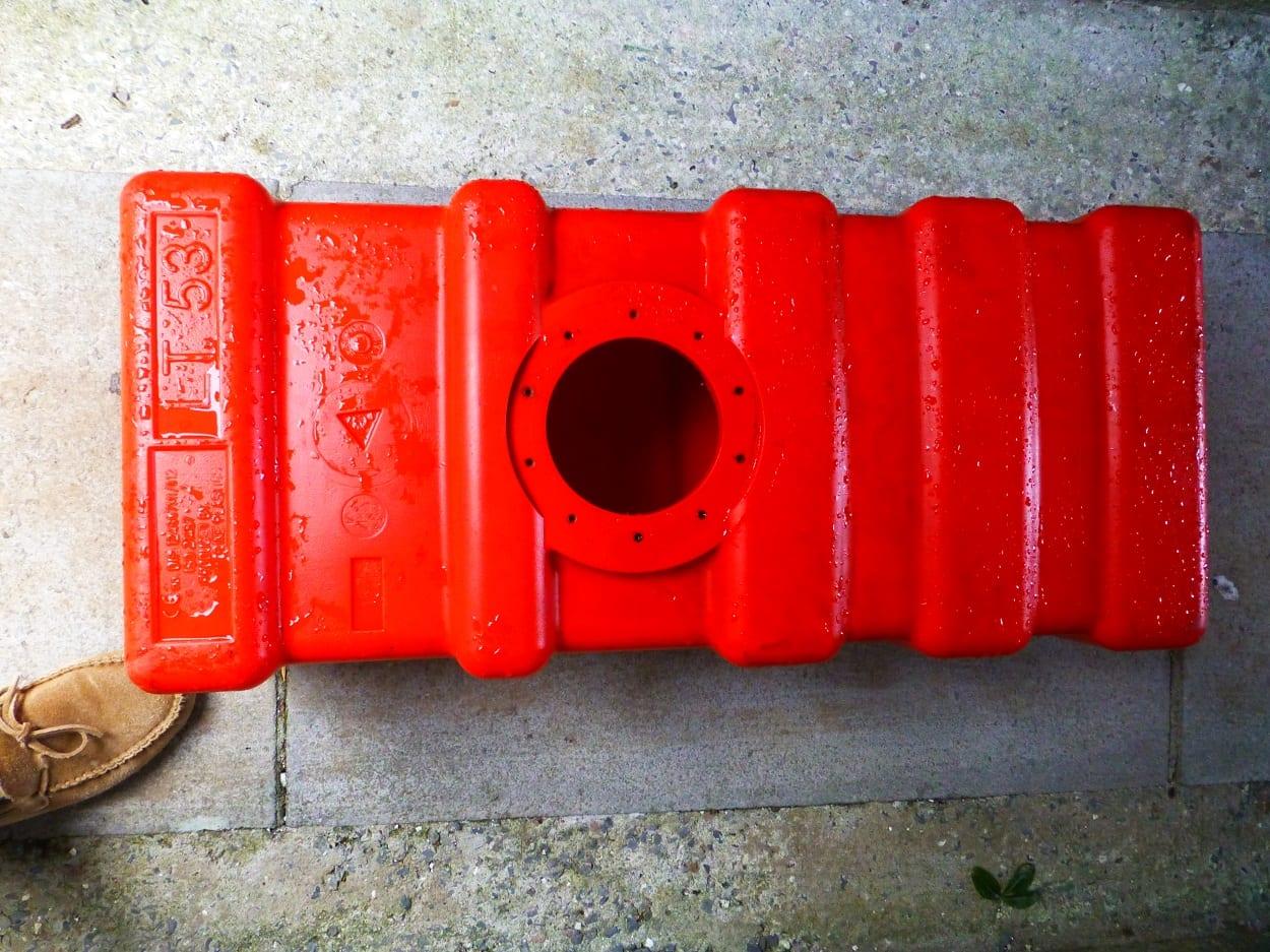 Boat Petrol Tank (Plastic)