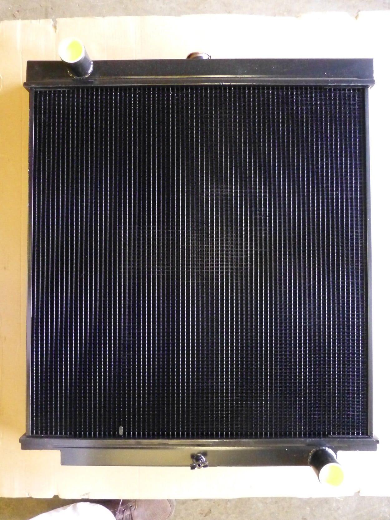 Case CX130 Swing Shovel Radiator