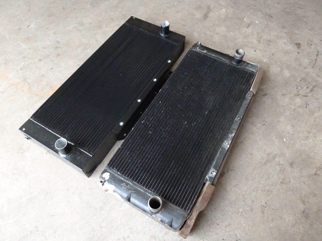 JCB JS160 Digger Radiator