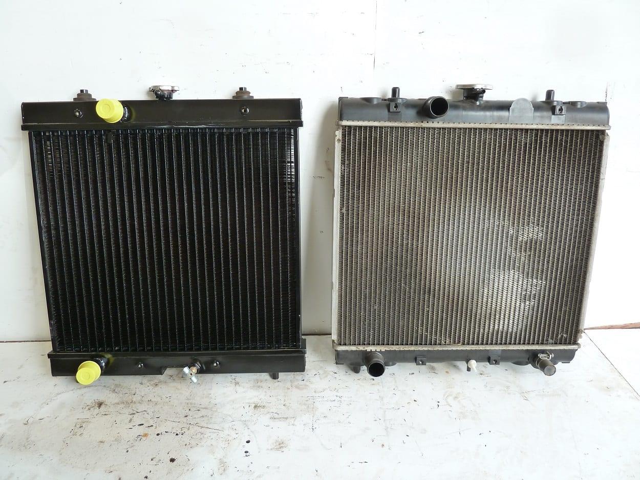 Kubota Generator (Genset) Radiator