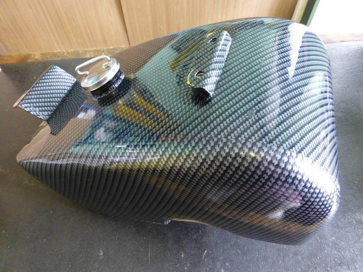 Lambretta Scooter Petrol Tank