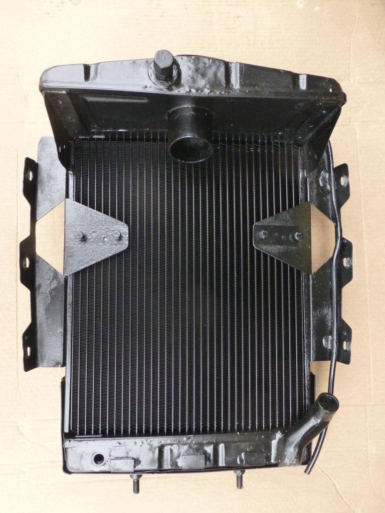 MG TD Radiator
