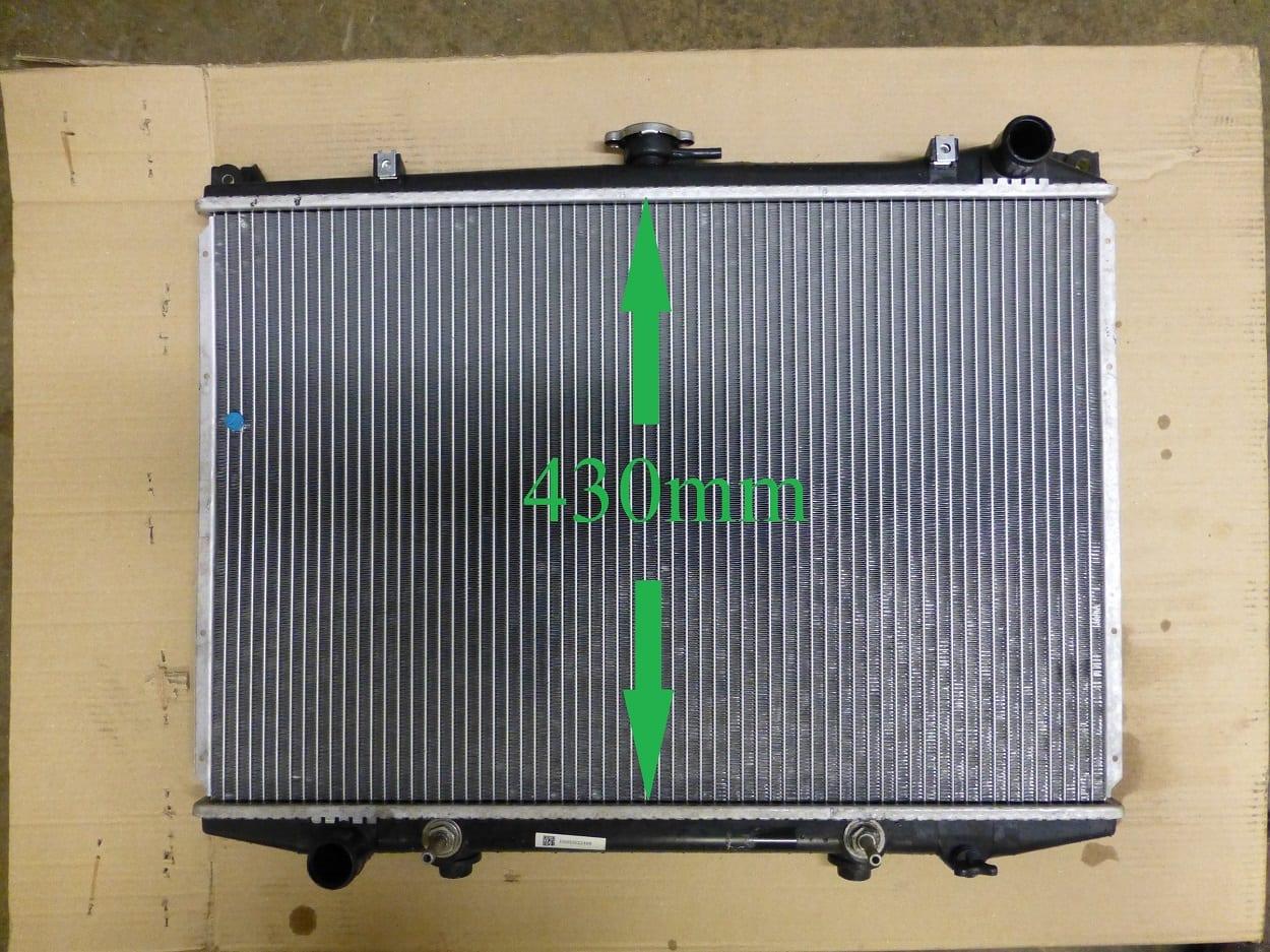 Nissan Terrano 2.7D Auto Radiator