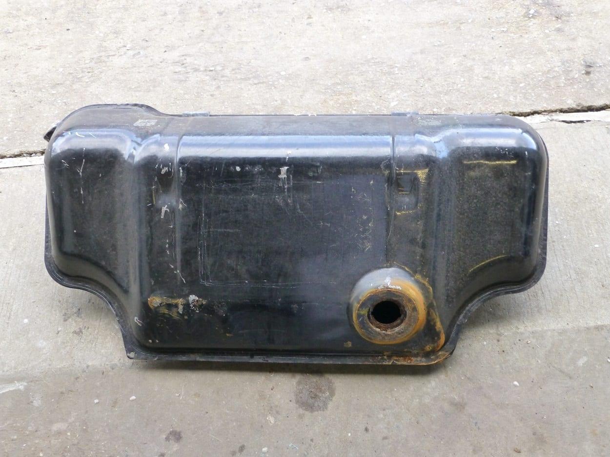 Rover P6 2200 Petrol Tank