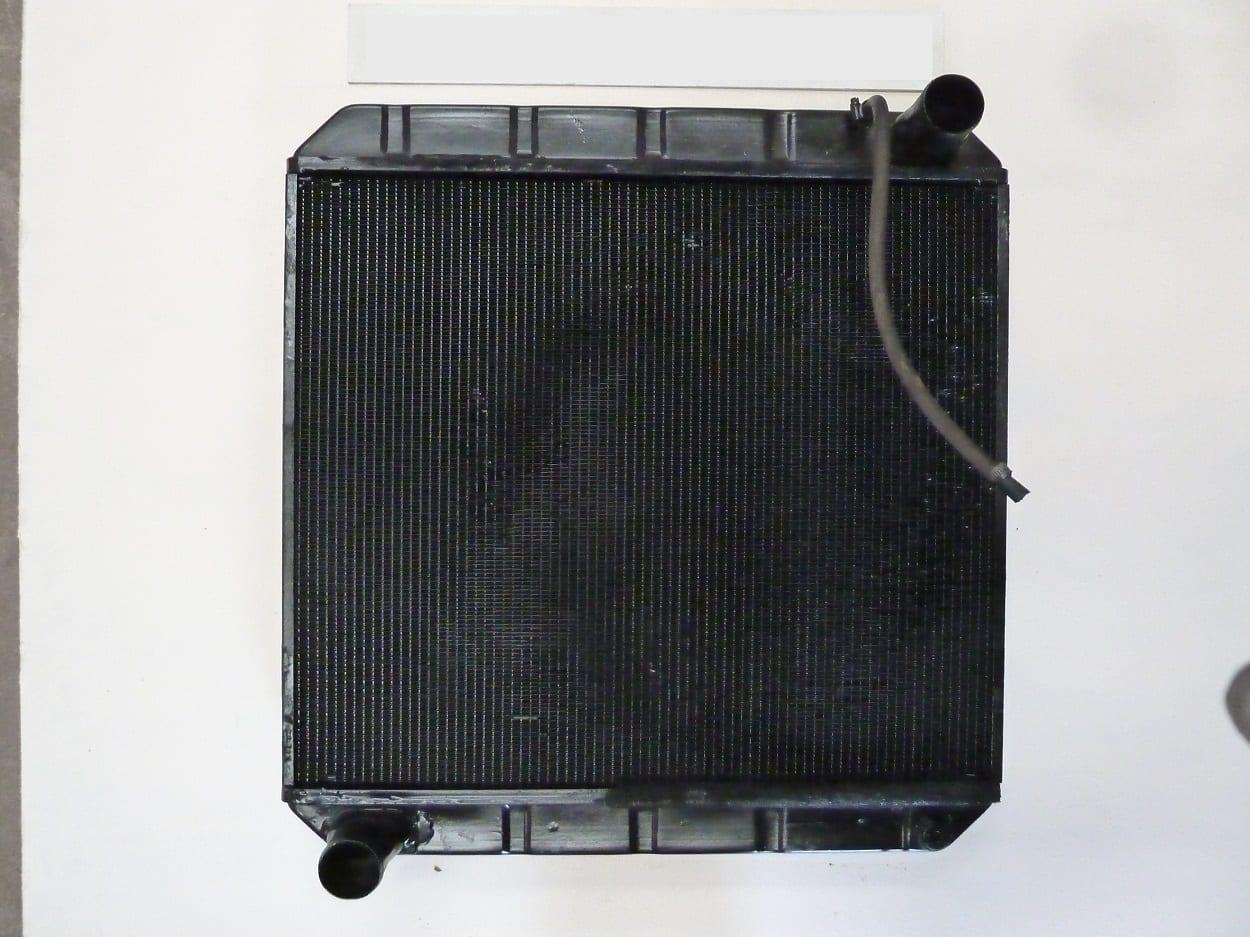 Sweeper Radiator Repaired Devon