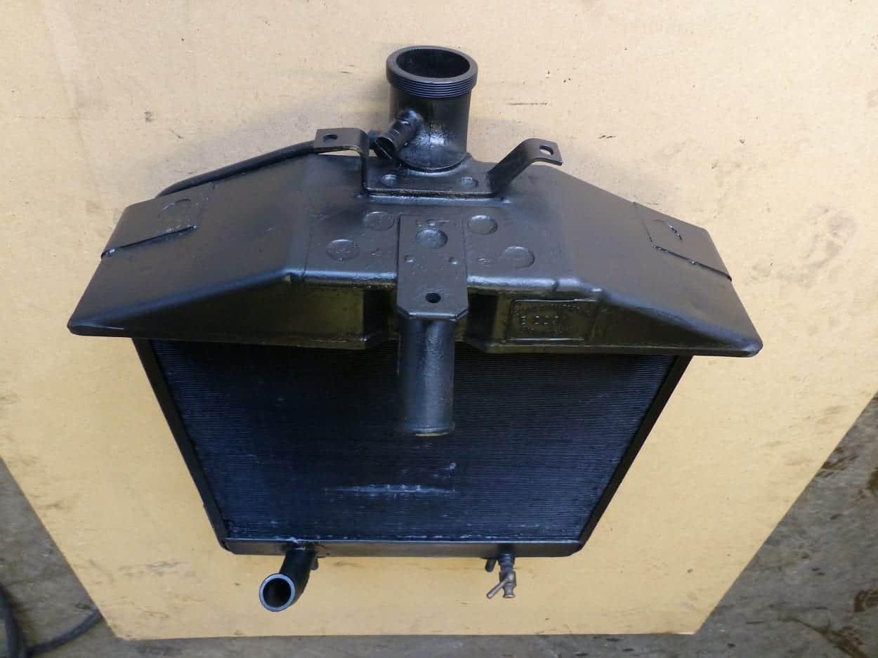 Alvis TA14 Radiator