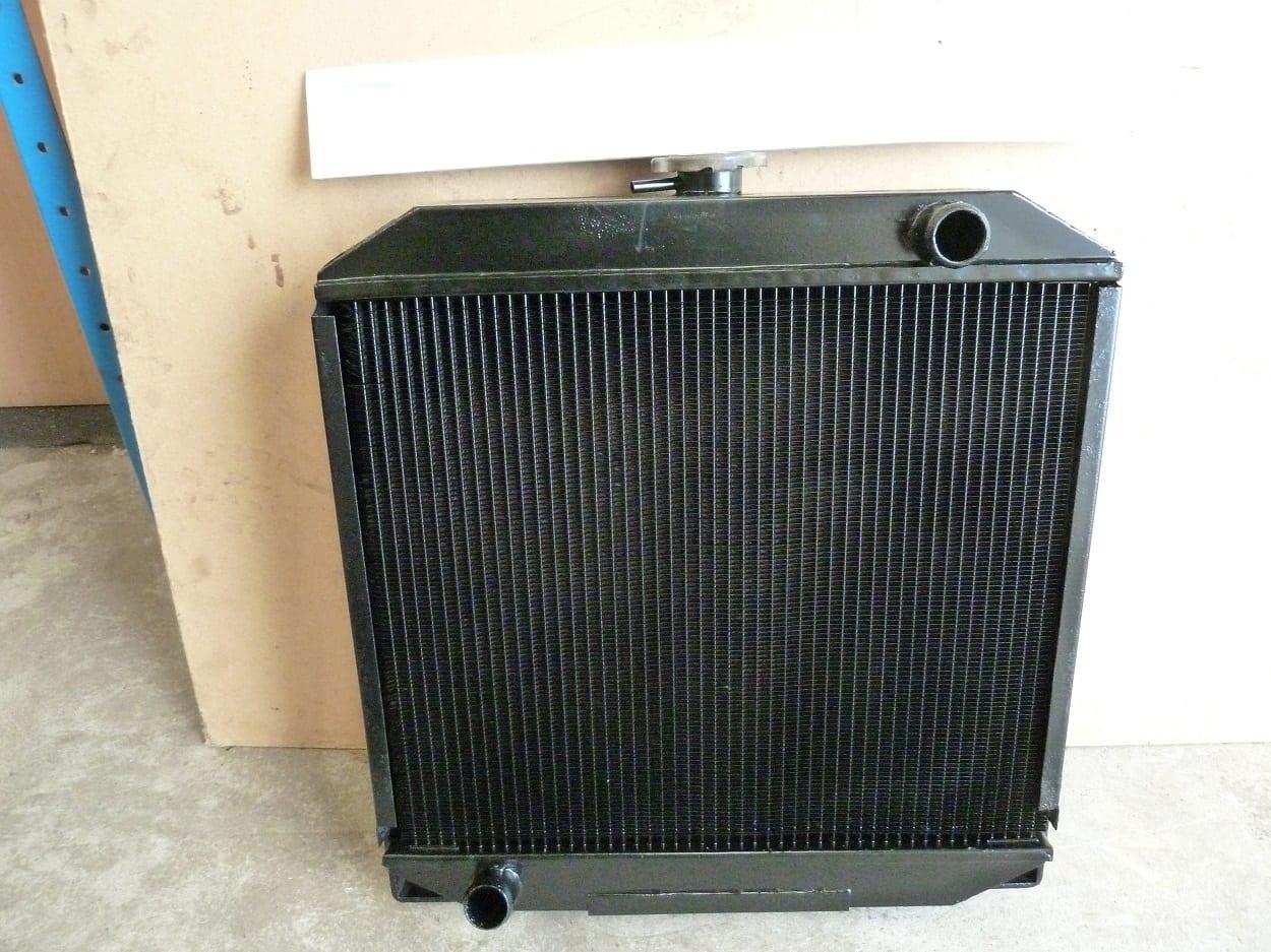 Belel Skid Steer 7600 Radiator Recore Somerset
