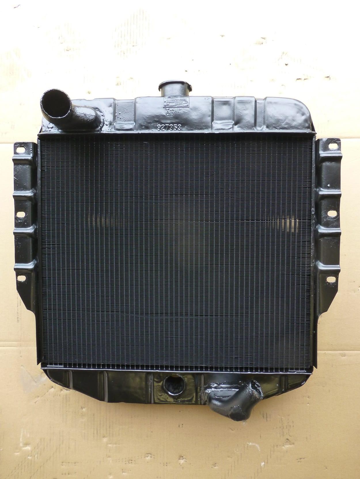 Dodge WC57 Command Car Radiator