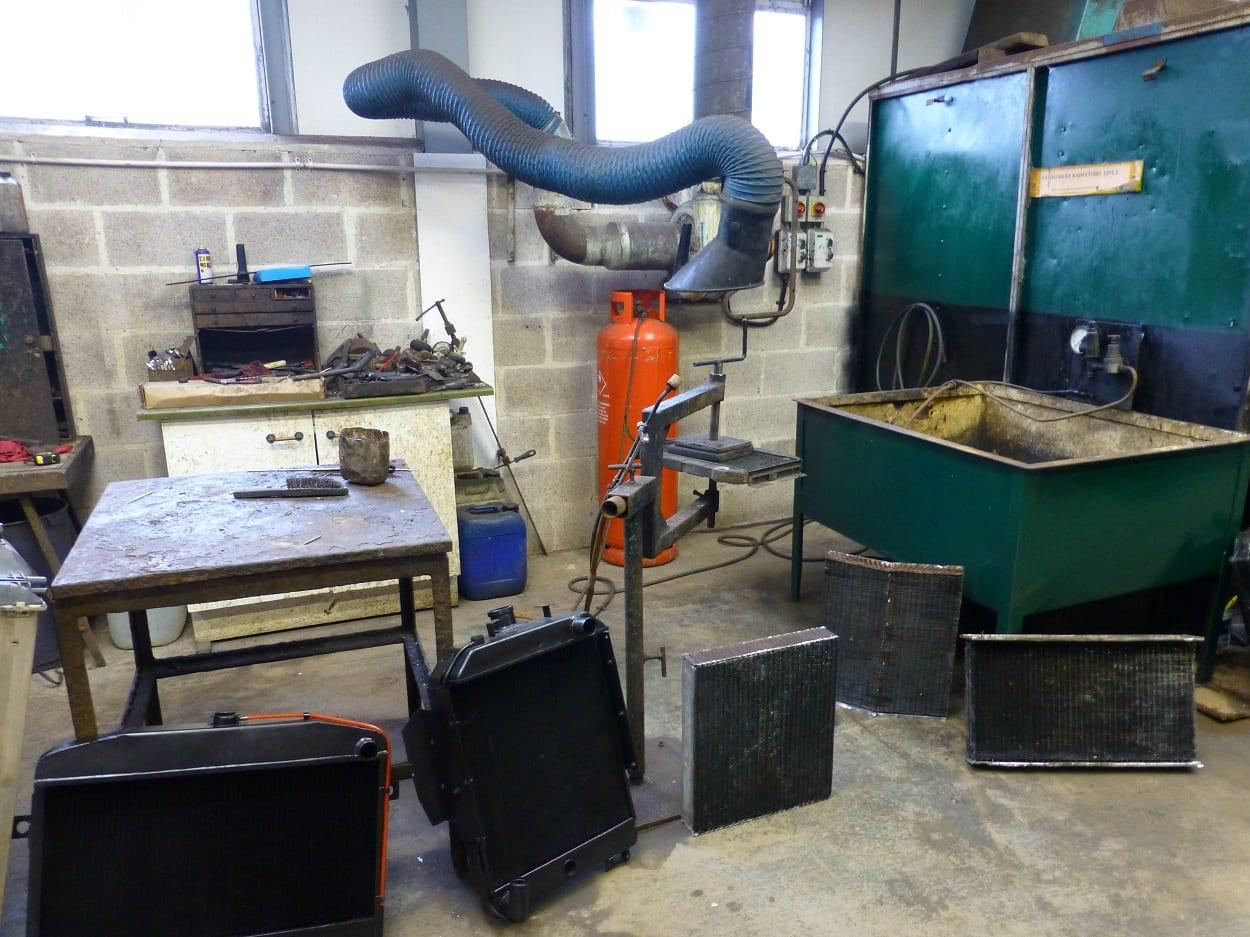Exeter Radiators Workshop