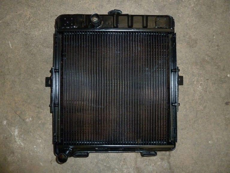 Perkins Engine Belt Loader Radiator Recore