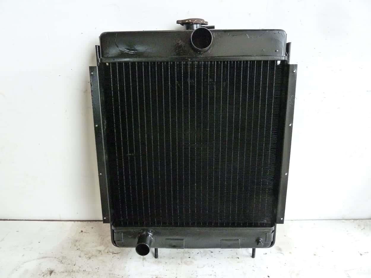 Perkins Stationary Engine Radiator