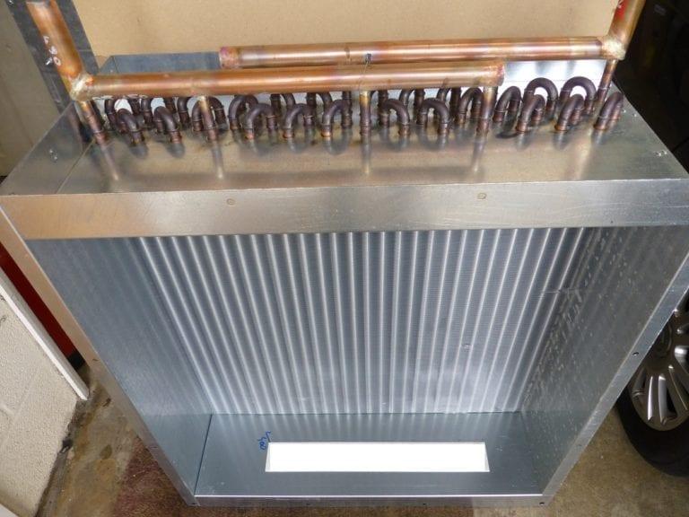 Solar Panel Cooler