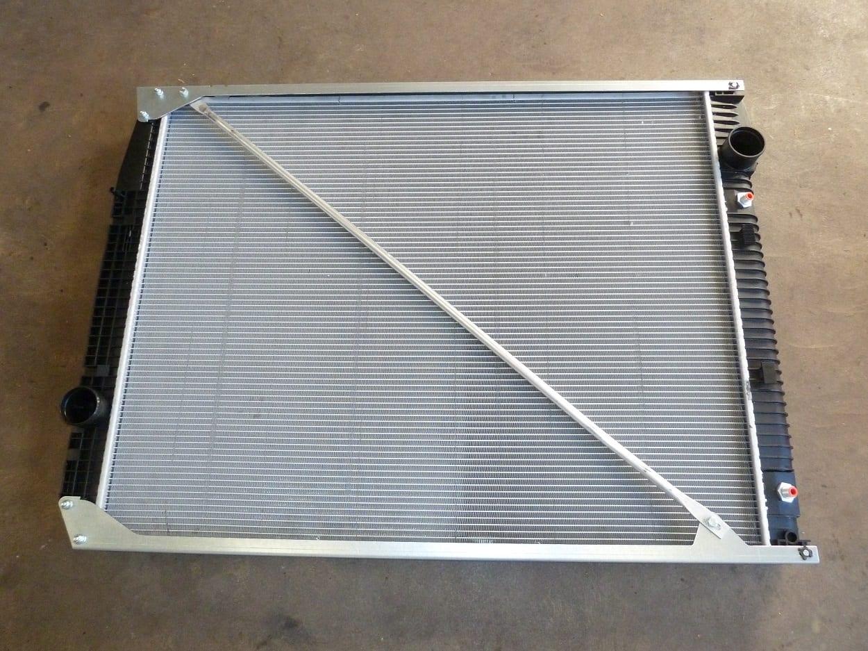 Terex Demag AC80-2 Crane Radiator
