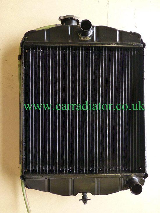 Ford 100E Radiator Upgraded Core Cornwall