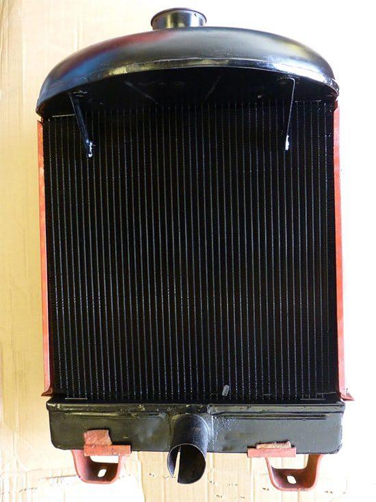 David Brown VAK1 Radiator Recored Truro Cornwall