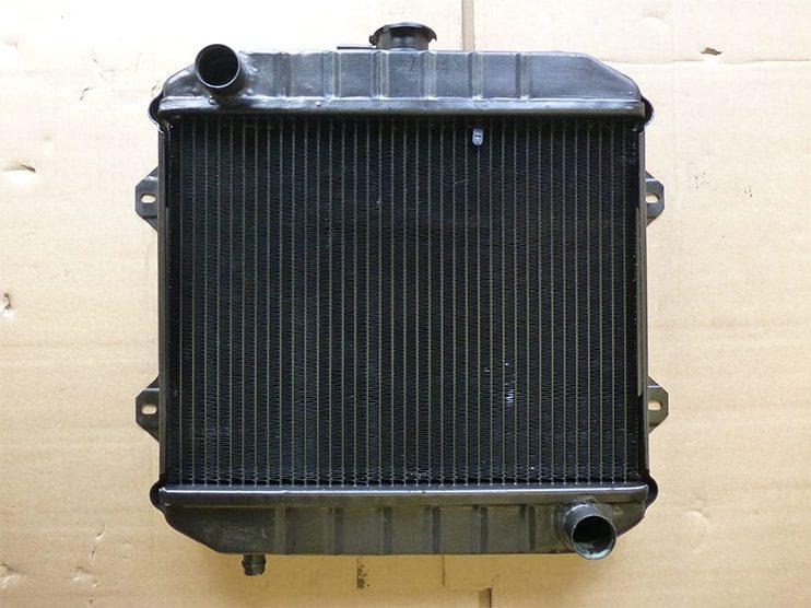Ford Anglia 105E Radiator Upgraded Core Scorrier Cornwall