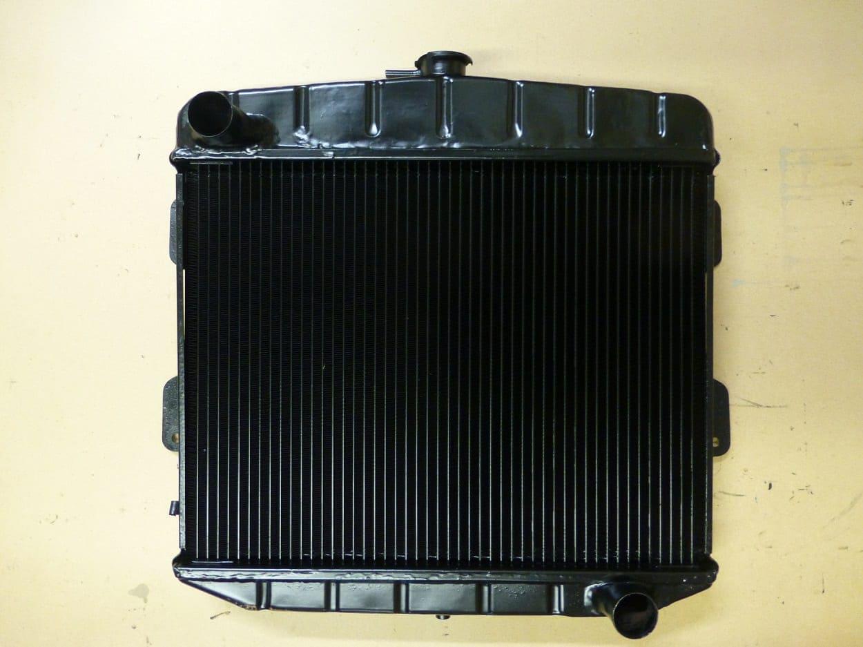 Ford Zodiac Mk III Radiator Recored Totnes Devon
