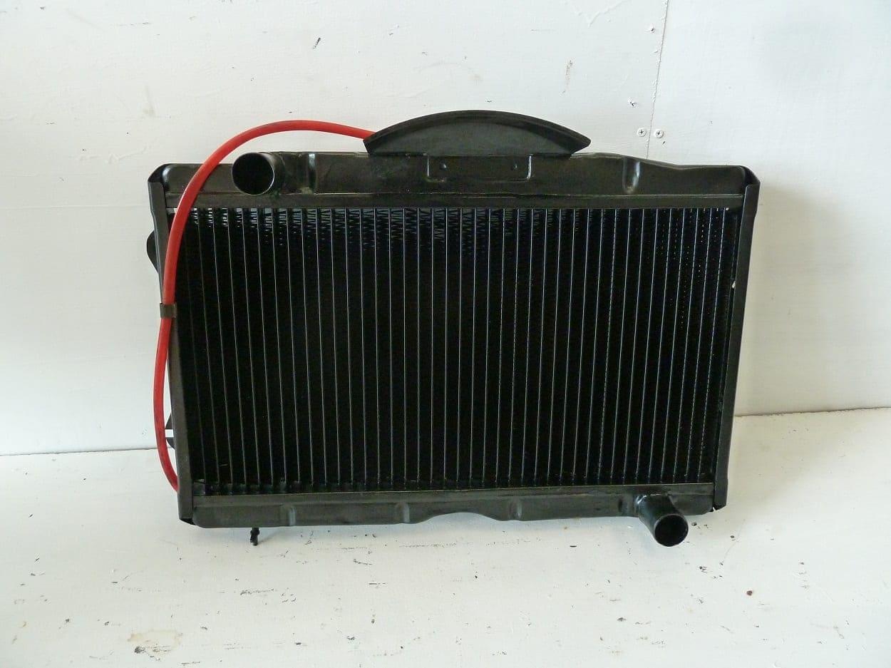 Hillman Minx Radiator Recored Totnes Devon