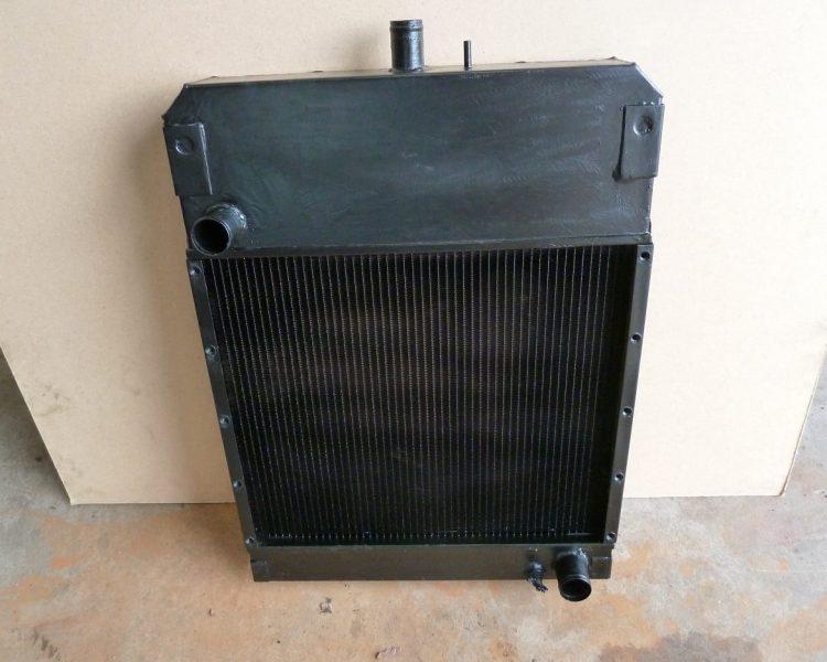 Bateman Crop Sprayer Radiator