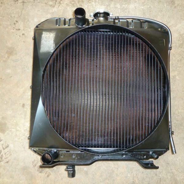 Jensen Wood Chipper Radiator New Core Devon