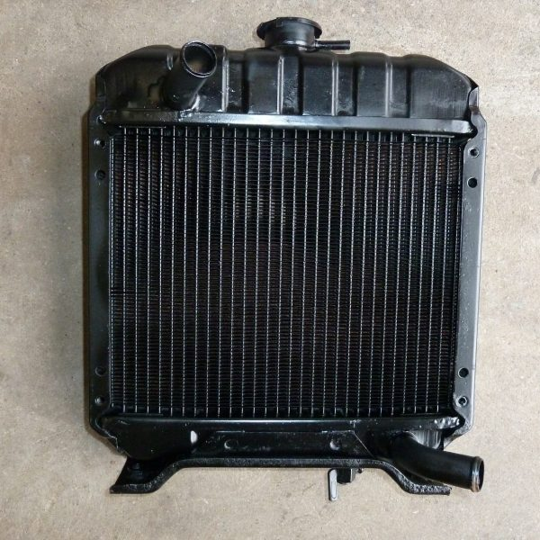 Kubota F2400 Grass Cutter Radiator New Core Devon