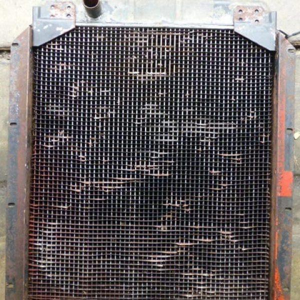 Massey Ferguson 307 Combine Radiator Leaking